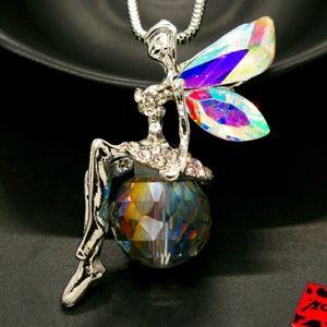 Betsey Johnson Fairy Necklace